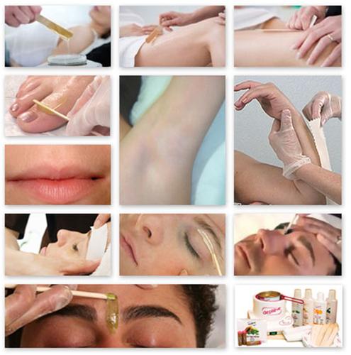 Miếng sáp tẩy lông cơ thể Shifei Body Legs Arms Ảnh số 27897405