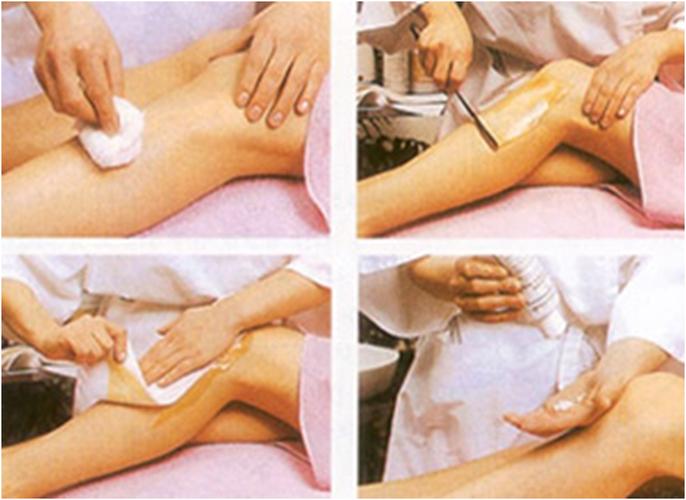 Miếng sáp tẩy lông cơ thể Shifei Body Legs Arms Ảnh số 27897413