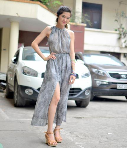 Những mẫu váy ren, váy maxi, váy hoa siêu xinh HOT nhất 2013 Ảnh số 28001218