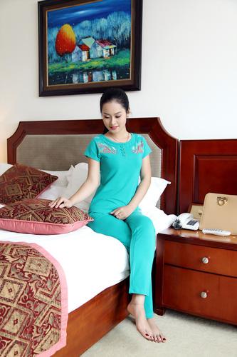 Thời trang mặc nhà Hùng Dũng Silver Star Ảnh số 28087535