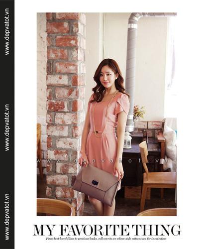 Đầm công sở Đẹp và Tốt: Chuyên sĩ lẻ đầm công sở phong cách hàn quốc. Mẫu đẹp, vải tốt, giá 290k Ảnh số 28212168