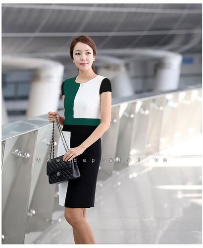 Đầm công sở Đẹp và Tốt: Chuyên sĩ lẻ đầm công sở phong cách hàn quốc. Mẫu đẹp, vải tốt, giá 290k Ảnh số 28212206