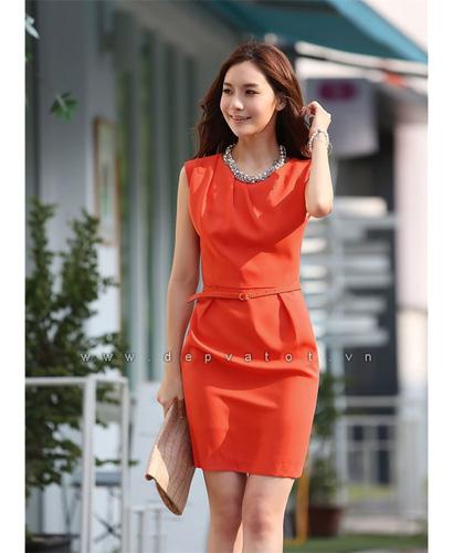 Đầm công sở Đẹp và Tốt: Chuyên sĩ lẻ đầm công sở phong cách hàn quốc. Mẫu đẹp, vải tốt, giá 290k Ảnh số 28212358
