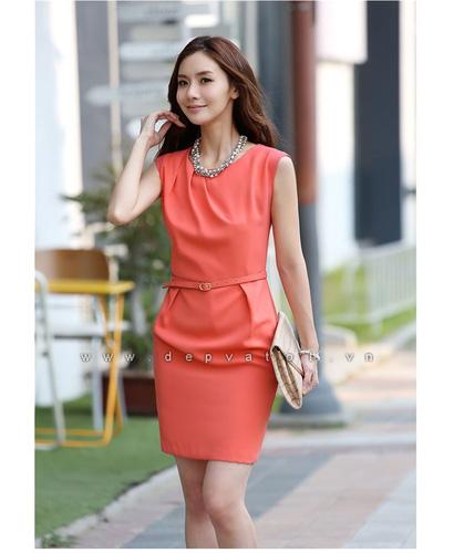 Đầm công sở Đẹp và Tốt: Chuyên sĩ lẻ đầm công sở phong cách hàn quốc. Mẫu đẹp, vải tốt, giá 290k Ảnh số 28212361