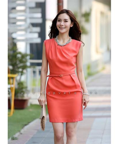 Đầm công sở Đẹp và Tốt: Chuyên sĩ lẻ đầm công sở phong cách hàn quốc. Mẫu đẹp, vải tốt, giá 290k Ảnh số 28212367