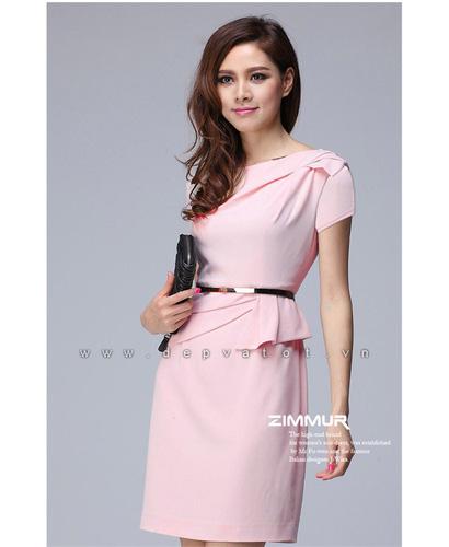 Đầm công sở Đẹp và Tốt: Chuyên sĩ lẻ đầm công sở phong cách hàn quốc. Mẫu đẹp, vải tốt, giá 290k Ảnh số 28212392