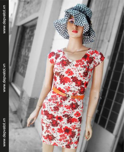 Đầm công sở Đẹp và Tốt: Chuyên sĩ lẻ đầm công sở phong cách hàn quốc. Mẫu đẹp, vải tốt, giá 290k Ảnh số 28212408