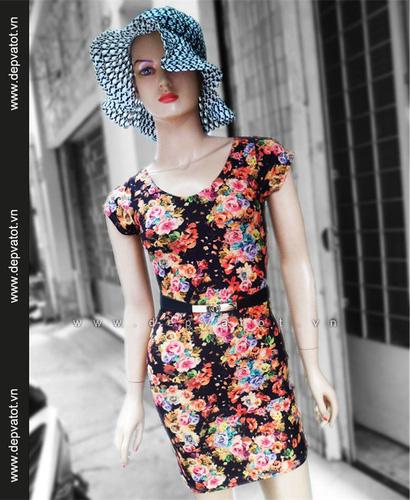 Đầm công sở Đẹp và Tốt: Chuyên sĩ lẻ đầm công sở phong cách hàn quốc. Mẫu đẹp, vải tốt, giá 290k Ảnh số 28212409