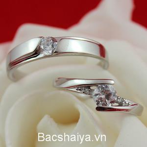 Nhẫn đôi Shaiya Đặc sản Hà Thành quà tặng ý nghĩa cho ngày yêu thương Ảnh số 28472768