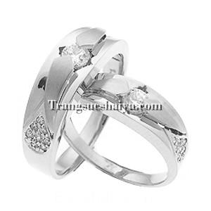 Nhẫn đôi Shaiya Đặc sản Hà Thành quà tặng ý nghĩa cho ngày yêu thương Ảnh số 28594344