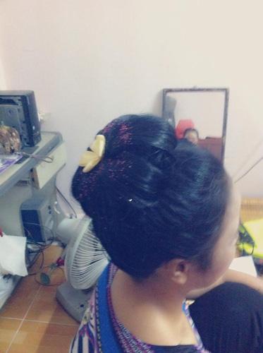 Make up, bới tóc chuyên nghiệp, làm nail tại nhà mừng năm thứ 5 làm nghề Ảnh số 28783675