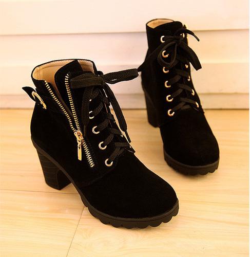 Giày boot nữ 2013 đẹp, rẻ, thời trang, cá tính Bộ sưu tập Boot giá rẻ nhất hiện nay Houseshopping Ảnh số 28792388