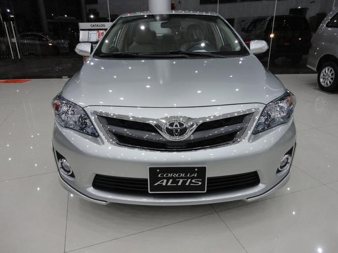 Toyota corolla altis 2013, giá corolla altis 2013 rẻ nhất sài gòn, corolla altis bán trả góp Ảnh số 28904062