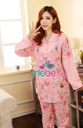 SHOP MEBE.VN Chuyên các mặt hàng thời trang như đầm bầu, váy bầu, váy bầu kết hợp cho con bú với giá sốc giảm tới 65% Ảnh số 29344502