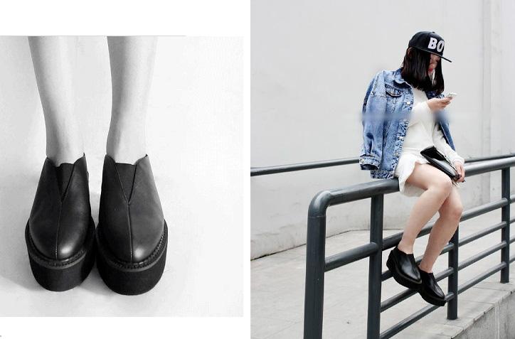 Giày boot nữ 2013 đẹp, rẻ, thời trang, cá tính Bộ sưu tập Boot giá rẻ nhất hiện nay Houseshopping Ảnh số 29448746