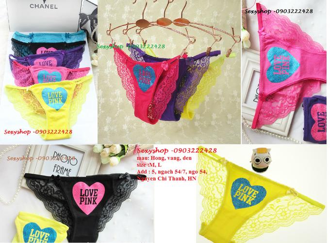 200 Mẫu quần lót, underwear, bodyshort, thong, string các hãng Soleil Sucre F21, Victoria s secret, La senza hàng VNXK Ảnh số 29728880