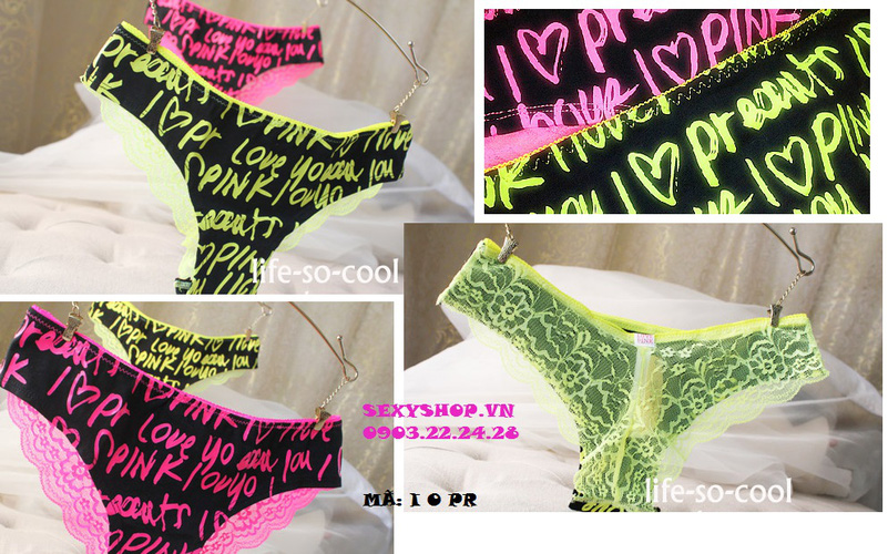 200 Mẫu quần lót, underwear, bodyshort, thong, string các hãng Soleil Sucre F21, Victoria s secret, La senza hàng VNXK Ảnh số 29982341