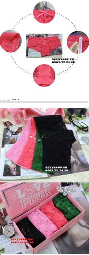 200 Mẫu quần lót, underwear, bodyshort, thong, string các hãng Soleil Sucre F21, Victoria s secret, La senza hàng VNXK Ảnh số 29987322