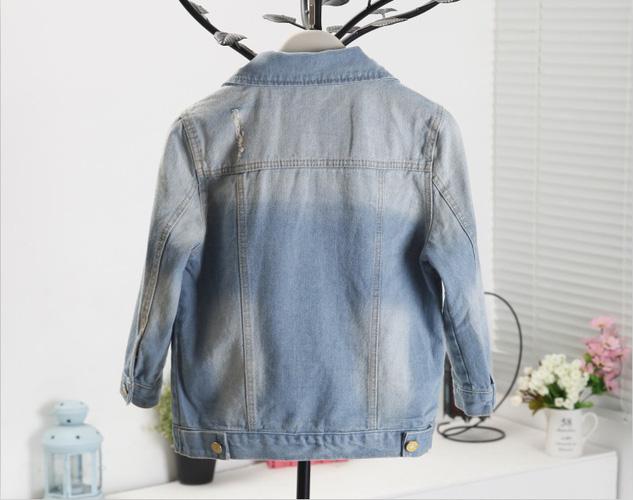 Áo khoác jean nữ, sơ mi jean nữ form đẹp, giá rẻ Ảnh số 30335705