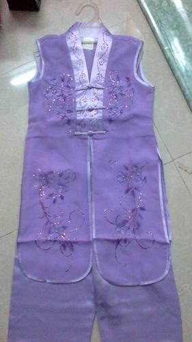 Cung cấp hàng sỉ các mẫu áo dài cho bé gái...mẫu mới cho các pé dịp tết về Ảnh số 30359843