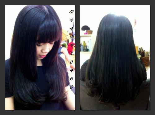 Nối tóc tại nhà.Nối tóc hiện đại nhất FIBERGLASS.ko xài hóa chất.Tặng 100% Dịch vụ Uốn,ép,nhuộm khi nối. Ảnh số 30460162