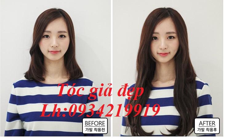 Địa chỉ bán tóc giả đẹp nhất ở Hà Nội. Ảnh số 30455002