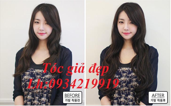 Địa chỉ bán tóc giả đẹp nhất ở Hà Nội. Ảnh số 30455048