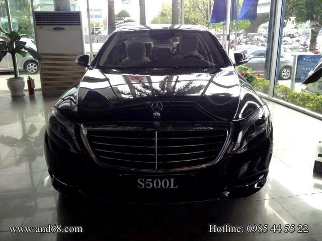 Bán Mercedes S500, Mercedes S500 2014, Mercedes S400 hàng lắp ráp trong nước, Giá cả cạnh tranh nhất, LH: 0913 33 22 55 Ảnh số 30869259