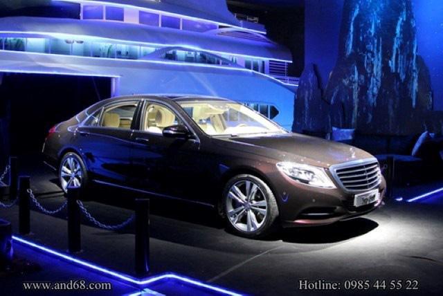 Bán Mercedes S500, Mercedes S500 2014, Mercedes S400 hàng lắp ráp trong nước, Giá cả cạnh tranh nhất, LH: 0913 33 22 55 Ảnh số 30869266