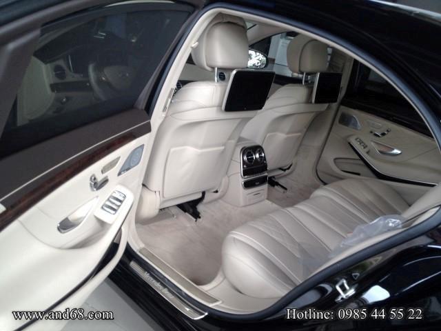 Bán Mercedes S500, Mercedes S500 2014, Mercedes S400 hàng lắp ráp trong nước, Giá cả cạnh tranh nhất, LH: 0913 33 22 55 Ảnh số 30869284