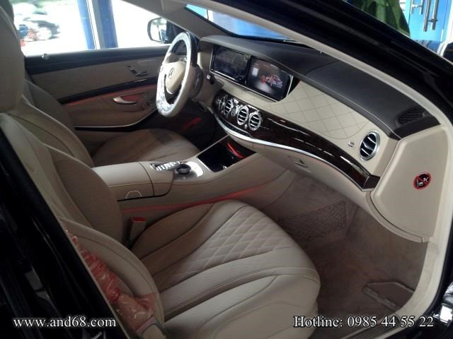 Bán Mercedes S500, Mercedes S500 2014, Mercedes S400 hàng lắp ráp trong nước, Giá cả cạnh tranh nhất, LH: 0913 33 22 55 Ảnh số 30869288