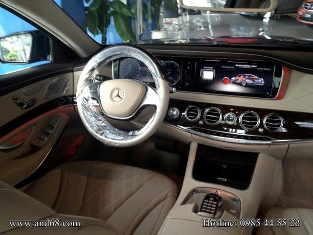 Bán Mercedes S500, Mercedes S500 2014, Mercedes S400 hàng lắp ráp trong nước, Giá cả cạnh tranh nhất, LH: 0913 33 22 55 Ảnh số 30869295