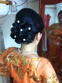 Make up, bới tóc chuyên nghiệp, làm nail tại nhà mừng năm thứ 5 làm nghề Ảnh số 31221726