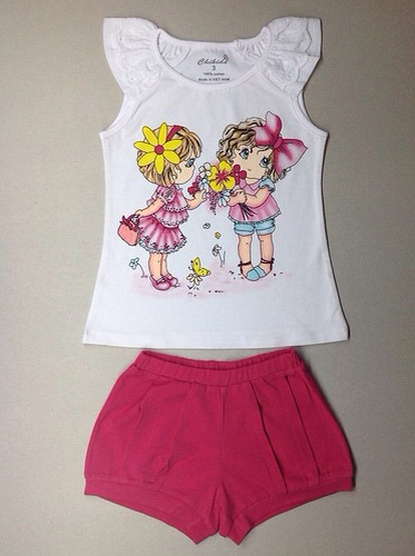 Chuyên bán buôn quần áo trẻ em VNXK, TQXK...: HÀNG HÈ 2014 Ảnh số 31734251