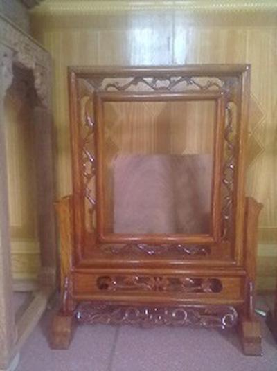 khung ảnh kép  gỗ hương