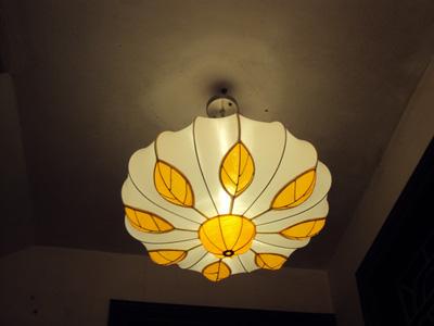 Đèn lụa treo trần