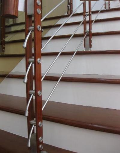 Cầu thang inox PT2 03
