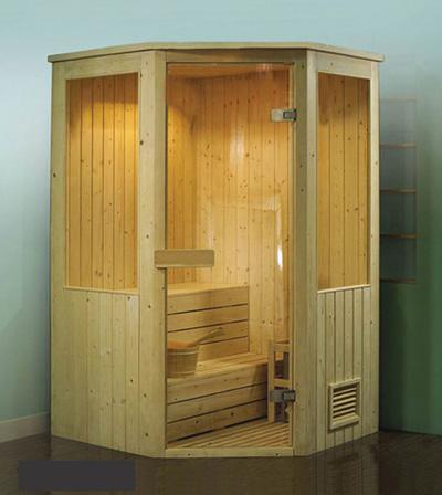 Phòng xông hơi khô VietSauna 02