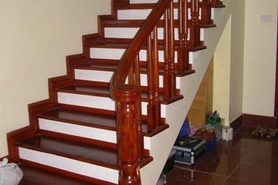 Cầu Thang gỗ lim Chất Lượng Số 1 Việt Nam