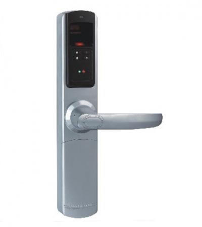 Khóa cửa vân tay ADEL 5500 cho cửa gỗ và thép chống cháy