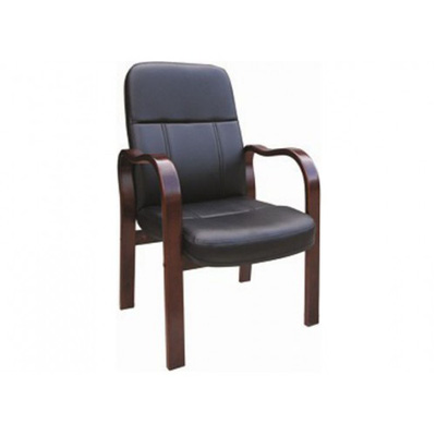 Ghế họp chân gỗ GH02