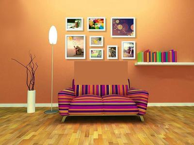 Bộ khung ảnh treo tường  IN ẢNH MIỄN PHÍ