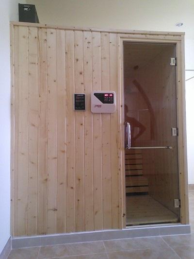 Phòng xông hơi khô VietSauna 03