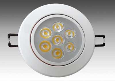 Đèn Led downlight âm trần 7W