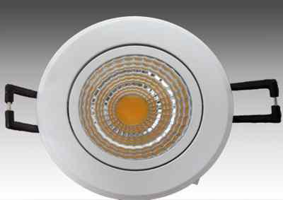 Đèn Led downlight âm trần COB 8W