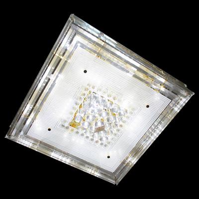 Đèn ốp trần pha lê 66137
