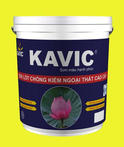 Sơn lót chống kiềm ngoại thất KAVIC