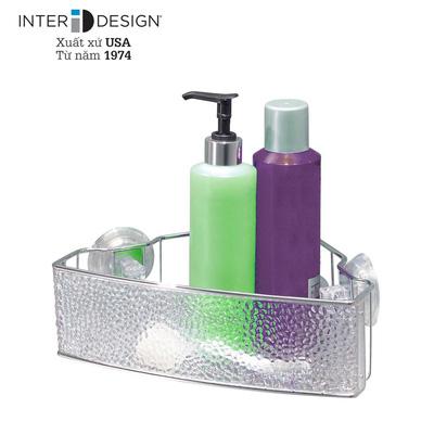 Giỏ góc để đồ mút dính Rain PL Interdesign   Mỹ