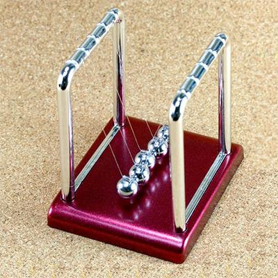 Con lắc cân bằng Newton đế nhựa tại Sản Phẩm Sáng Tạo .com