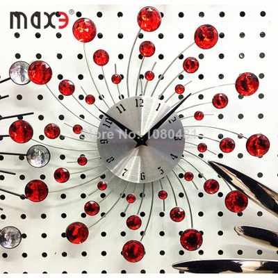 Đồng hồ treo tường hình mặt trời MS014